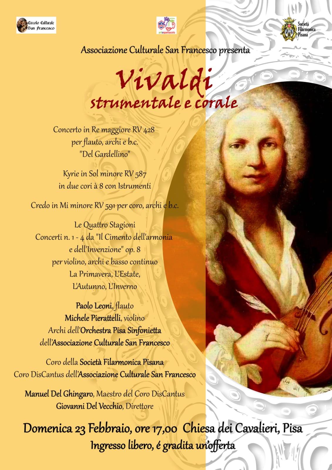 Vivaldi Strumentale e corale