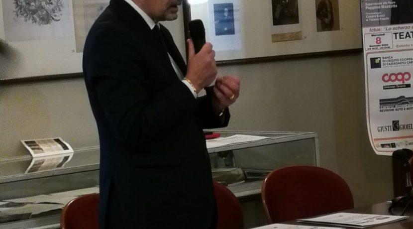 Invalidità conseguenti ad ictus: l'intervento del Presidente Acli Arte e Spettacolo Dario Tuccinardi