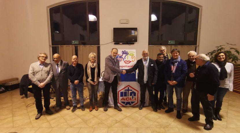 Costituita a Perugia la Nuova Sede provinciale Acli Arte e Spettacolo